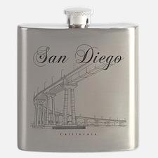 SanDiego_10x10_CoronadoBridge_Black Flask
