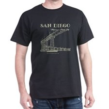 SanDiego_10x10_CoronadoBridge_America T-Shirt