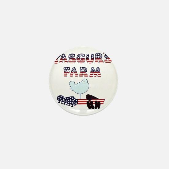Patriotic Hendrix Logo copy.eps Mini Button