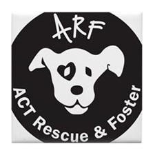 ARF round Tile Coaster
