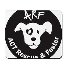 ARF round Mousepad