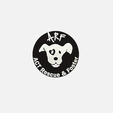 ARF round Mini Button