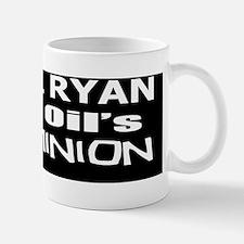 Ryan -Koch Oil Evil Minion bumper stick Mug