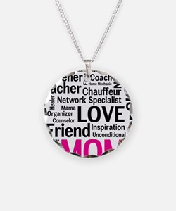 Mothers Day - Everything Mom Necklace