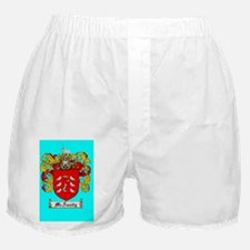 3 Lapel Sticker Boxer Shorts