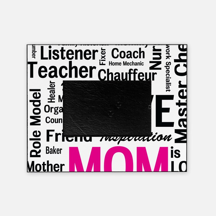 Mom is Love - Birthday, Mothers Day Picture Frame