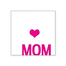 """Do-it-All Mom, Mothers Day, Square Sticker 3"""" x 3"""""""