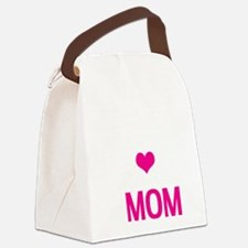 Do-it-All Mom, Mothers Day, Birth Canvas Lunch Bag