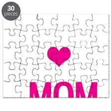 Do-it-All Mom, Mothers Day, Birthday Puzzle