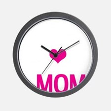 Do-it-All Mom, Mothers Day, Birthday Wall Clock