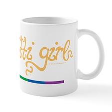 Spaghetti-Girl-blk Mug