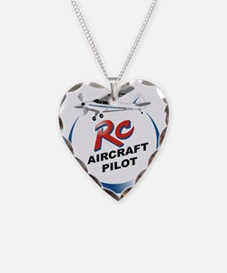 RC aircraft  pilot  Necklace