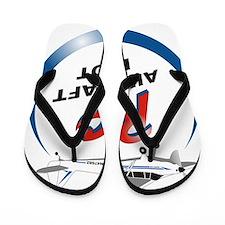 RC aircraft  pilot  Flip Flops