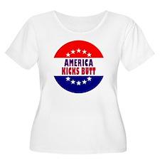 RoundButtonsM T-Shirt
