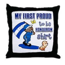 honduran Throw Pillow