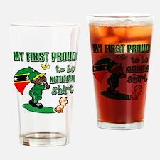 kittitian Drinking Glass