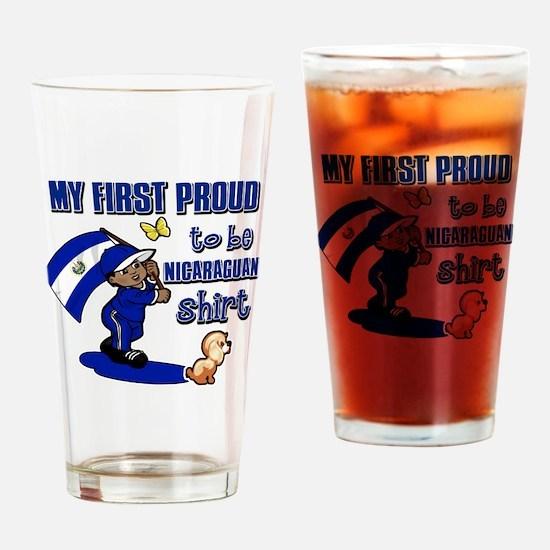nicaraguan Drinking Glass