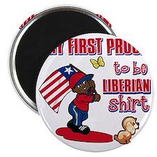 liberian Magnet