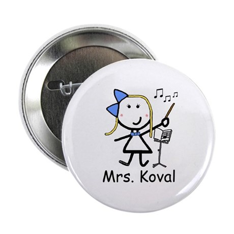 Conductor - Koval Button