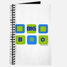 BIG BRO cool squares Journal