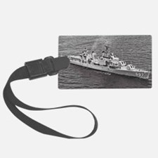 cssperry framed panel print Luggage Tag