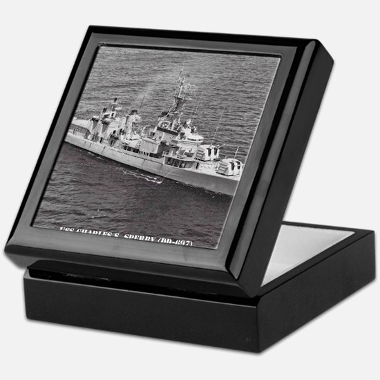 cssperry framed panel print Keepsake Box