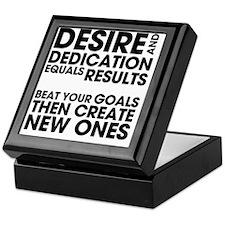 DESIRES-AND-DEDICATION Keepsake Box