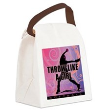 2011 Softball 8 Canvas Lunch Bag