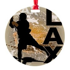 2011 Lacrosse 12 Ornament