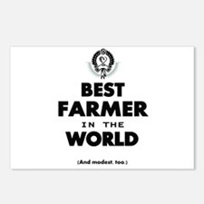 The Best in the World – Farmer Postcards (Package
