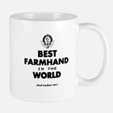 The Best in the World – Farmhand Mugs