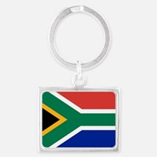 Flag of South Africa Keychains