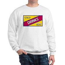Cold Drinks Sweatshirt