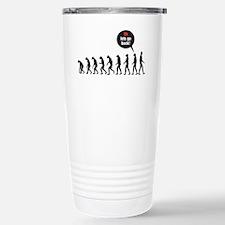 Evolution (ok lets go back) Travel Mug