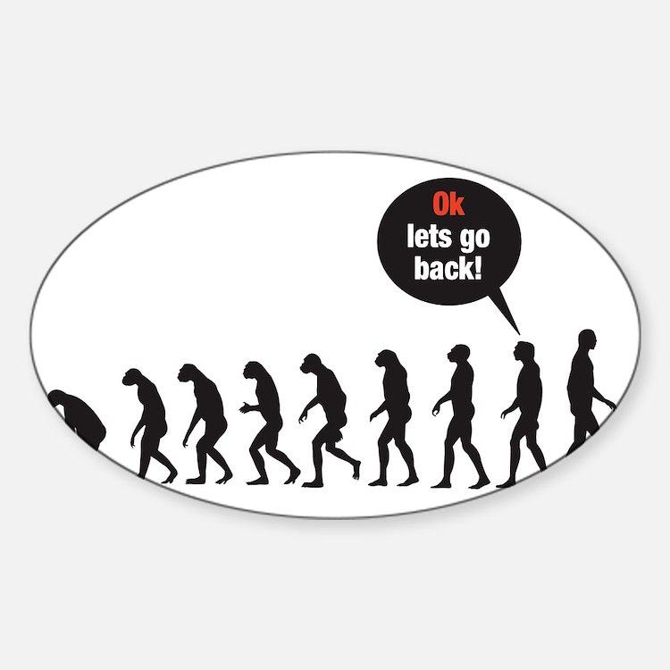 Evolution (ok lets go back) Decal
