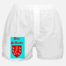 Mini Poster Print Boxer Shorts