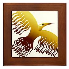 Phoenix_Bird Framed Tile