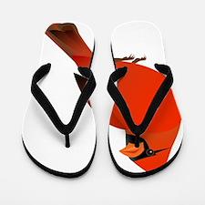 redcardinal Flip Flops