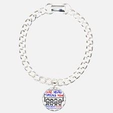 Awareness tee nerotypica Bracelet