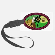 patch draft 15 for cafepress Luggage Tag