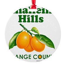 anaheim-hills-design Ornament
