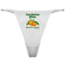 anaheim-hills-design Classic Thong