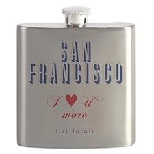 SanFrancisco_10x10_ILoveUMore Flask