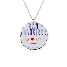 SanFrancisco_10x10_ILoveUMor Necklace