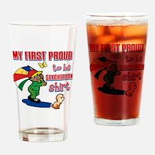 seychellian Drinking Glass