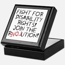 Revolution light Keepsake Box