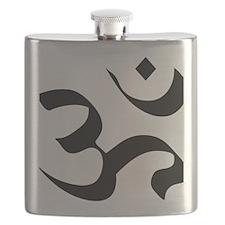 om-symbol-meditation Flask
