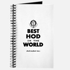 The Best in the World – HOD Journal