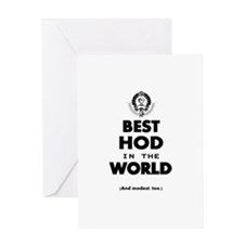 The Best in the World – HOD Greeting Cards
