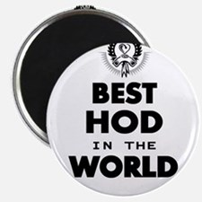 The Best in the World – HOD Magnets